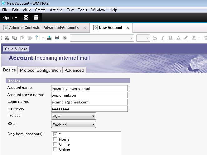 email logg inn mail